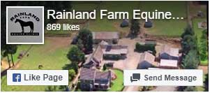 rainland farm equine clinic facebook